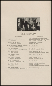 Page 6, 1926 Edition, Colby High School - Golden Eagle Yearbook (Colby, KS) online yearbook collection