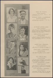 Page 12, 1930 Edition, Colby High School - Golden Eagle Yearbook (Colby, KS) online yearbook collection