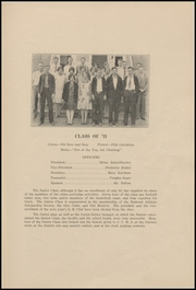 Page 15, 1930 Edition, Colby High School - Golden Eagle Yearbook (Colby, KS) online yearbook collection