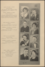 Page 9, 1930 Edition, Colby High School - Golden Eagle Yearbook (Colby, KS) online yearbook collection