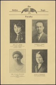 Page 11, 1931 Edition, Colby High School - Golden Eagle Yearbook (Colby, KS) online yearbook collection