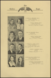 Page 14, 1931 Edition, Colby High School - Golden Eagle Yearbook (Colby, KS) online yearbook collection