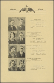 Page 16, 1931 Edition, Colby High School - Golden Eagle Yearbook (Colby, KS) online yearbook collection