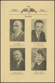Page 9, 1931 Edition, Colby High School - Golden Eagle Yearbook (Colby, KS) online yearbook collection