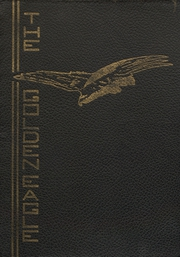Page 1, 1938 Edition, Colby High School - Golden Eagle Yearbook (Colby, KS) online yearbook collection