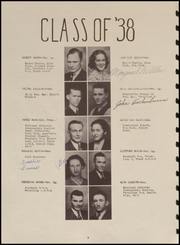 Page 12, 1938 Edition, Colby High School - Golden Eagle Yearbook (Colby, KS) online yearbook collection