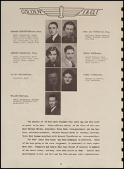 Page 16, 1938 Edition, Colby High School - Golden Eagle Yearbook (Colby, KS) online yearbook collection