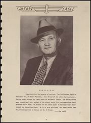 Page 7, 1938 Edition, Colby High School - Golden Eagle Yearbook (Colby, KS) online yearbook collection
