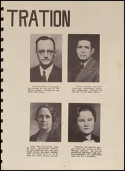 Page 9, 1938 Edition, Colby High School - Golden Eagle Yearbook (Colby, KS) online yearbook collection