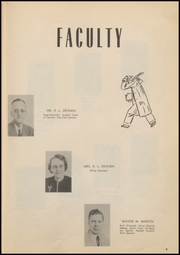 Page 11, 1949 Edition, Colby High School - Golden Eagle Yearbook (Colby, KS) online yearbook collection