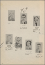 Page 12, 1949 Edition, Colby High School - Golden Eagle Yearbook (Colby, KS) online yearbook collection