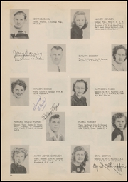 Page 16, 1949 Edition, Colby High School - Golden Eagle Yearbook (Colby, KS) online yearbook collection