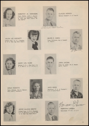 Page 17, 1949 Edition, Colby High School - Golden Eagle Yearbook (Colby, KS) online yearbook collection