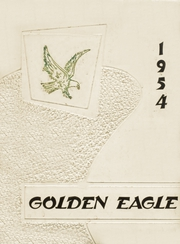 1954 Edition, Colby High School - Golden Eagle Yearbook (Colby, KS)