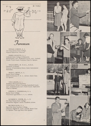 Page 17, 1954 Edition, Colby High School - Golden Eagle Yearbook (Colby, KS) online yearbook collection