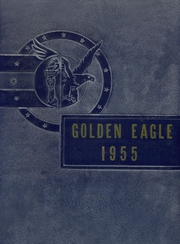 1955 Edition, Colby High School - Golden Eagle Yearbook (Colby, KS)