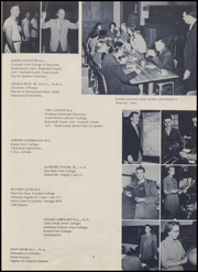 Page 15, 1955 Edition, Colby High School - Golden Eagle Yearbook (Colby, KS) online yearbook collection