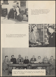 Page 13, 1956 Edition, Colby High School - Golden Eagle Yearbook (Colby, KS) online yearbook collection