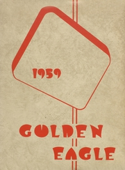 1959 Edition, Colby High School - Golden Eagle Yearbook (Colby, KS)