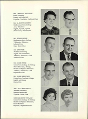Page 13, 1964 Edition, Spring Hill High School - Bronco Yearbook (Spring Hill, KS) online yearbook collection