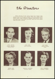 Page 12, 1948 Edition, Fredonia High School - Yellowjacket Yearbook (Fredonia, KS) online yearbook collection