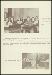 Fredonia High School - Yellowjacket Yearbook (Fredonia, KS) online yearbook collection, 1948 Edition, Page 44
