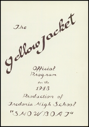 Page 7, 1948 Edition, Fredonia High School - Yellowjacket Yearbook (Fredonia, KS) online yearbook collection