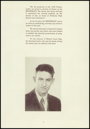 Page 9, 1948 Edition, Fredonia High School - Yellowjacket Yearbook (Fredonia, KS) online yearbook collection
