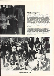Fredonia High School - Yellowjacket Yearbook (Fredonia, KS) online yearbook collection, 1975 Edition, Page 51