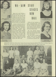 Page 10, 1949 Edition, Wamego High School - Wa Kaw Yearbook (Wamego, KS) online yearbook collection