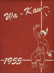 Page 1, 1955 Edition, Wamego High School - Wa Kaw Yearbook (Wamego, KS) online yearbook collection