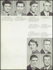 Page 16, 1955 Edition, Wamego High School - Wa Kaw Yearbook (Wamego, KS) online yearbook collection