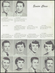 Page 17, 1955 Edition, Wamego High School - Wa Kaw Yearbook (Wamego, KS) online yearbook collection