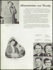 Page 8, 1955 Edition, Wamego High School - Wa Kaw Yearbook (Wamego, KS) online yearbook collection