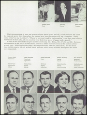 Page 9, 1955 Edition, Wamego High School - Wa Kaw Yearbook (Wamego, KS) online yearbook collection