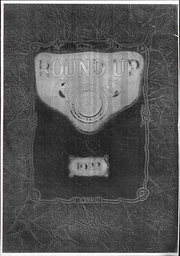 Page 1, 1922 Edition, Baylor University - Round Up Yearbook (Waco, TX) online yearbook collection