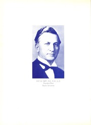 Page 12, 1932 Edition, Baylor University - Round Up Yearbook (Waco, TX) online yearbook collection