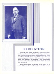 Page 8, 1932 Edition, Baylor University - Round Up Yearbook (Waco, TX) online yearbook collection