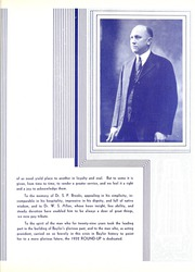 Page 9, 1932 Edition, Baylor University - Round Up Yearbook (Waco, TX) online yearbook collection