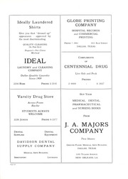 Page 353, 1941 Edition, Baylor University - Round Up Yearbook (Waco, TX) online yearbook collection