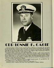 Page 10, 1980 Edition, Alamo (LSD 33) - Naval Cruise Book online yearbook collection