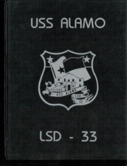 Page 1, 1984 Edition, Alamo (LSD 33) - Naval Cruise Book online yearbook collection