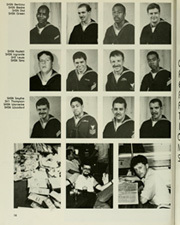 Page 18, 1984 Edition, Alamo (LSD 33) - Naval Cruise Book online yearbook collection