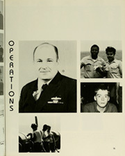Page 19, 1984 Edition, Alamo (LSD 33) - Naval Cruise Book online yearbook collection