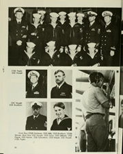 Page 20, 1984 Edition, Alamo (LSD 33) - Naval Cruise Book online yearbook collection