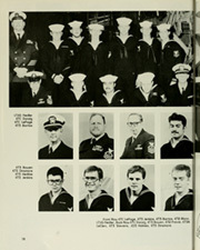 Page 22, 1984 Edition, Alamo (LSD 33) - Naval Cruise Book online yearbook collection