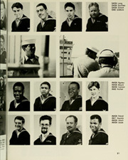 Page 25, 1984 Edition, Alamo (LSD 33) - Naval Cruise Book online yearbook collection