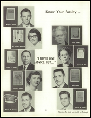 Page 10, 1958 Edition, Lyons High School - Lions Roar Yearbook online yearbook collection