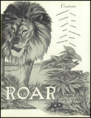 Page 7, 1958 Edition, Lyons High School - Lions Roar Yearbook online yearbook collection