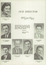 Page 12, 1959 Edition, Girard Rural High School - Trojan Yearbook (Girard, KS) online yearbook collection